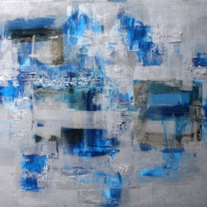 Code: 19415 Title: Blue and White Series Medium:  Dimension: