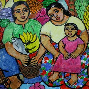 Code: 19203 Title: Family Series Size: 12x16 Medium: Year: 2017