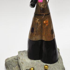 Code: 19662 Title: Trumpo Size:  Medium: Sculpture