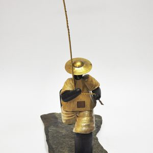 Code: 19664 Title: Sranggola Size:  Medium: Sculpture