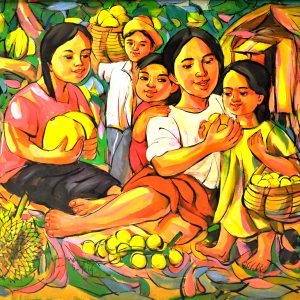 Code: 14965 Title: Size: 37 x 29 in Medium: Oil on Canvas