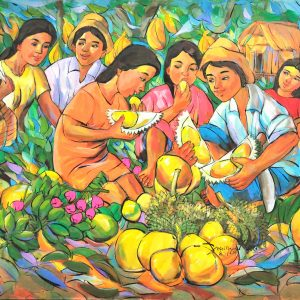 Code: 15282 Title: Size: 38 x 57 in Medium: Oil on Canvas