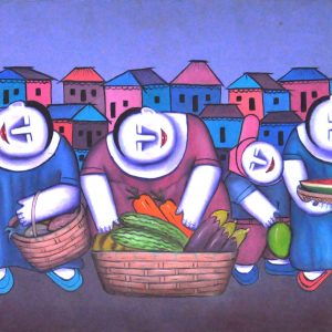 Code: 15809 TItle:  Size: 21 x 47 Medium : Oil on Canvas Year: 2015
