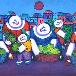 Code: 16119 TItle:  Size: 24 x 48 Medium : Oil on Canvas Year: 2015
