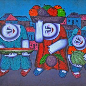 Code: 16271 TItle:  Size: 18.5 x 26 Medium : Oil on Canvas Year: 2015