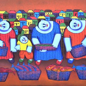 Code: 16966 TItle:  Size: 30 x48 Medium : Oil on Canvas Year: 2015