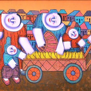 Code: 17184 TItle:  Size: 24 x 48 Medium : Oil on Canvas Year: 2015