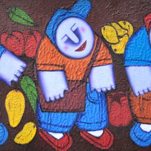 Code: 17609 TItle:  Size: 10 x 24 Medium : Oil on Canvas Year: 2015