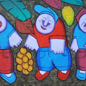 Code: 17735 TItle:  Size: 12 x 22 Medium : Oil on Canvas Year: 2015