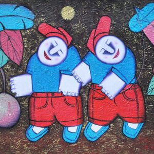 Code: 17759 TItle:  Size: 14 x 18 Medium : Oil on Canvas Year: 2015