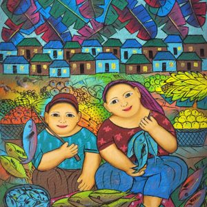 Code: 19346 TItle:  Size: 24 x 18 Medium : Oil on Canvas Year: 2015
