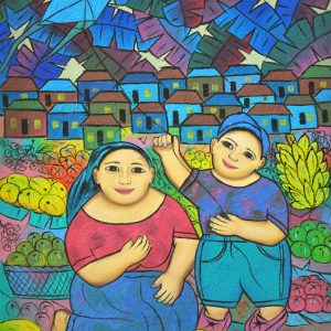 Code: 19347 TItle:  Size: 24 x 18 Medium : Oil on Canvas Year: 2015
