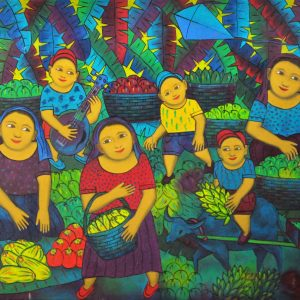 Code: 20421 TItle:  Size: 30 x 44 Medium : Oil on Canvas Year: 2015