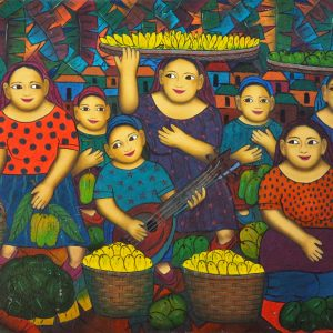 Code: 20498 TItle:  Size: 30 x 42 Medium : Oil on Canvas Year: 2015