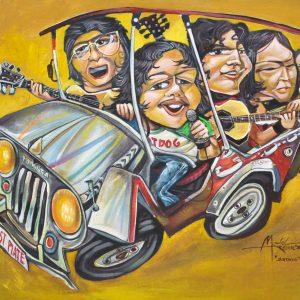 Code: 14451 Title: Size: 24 x 36 Medium: Acrylic on Canvas