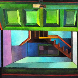 Code: 1998 Title: Size: 23.5 x 29.5 in Medium: Oil on Canvas
