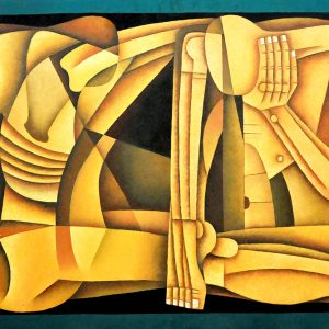 Code: 22140 Title: Size: 33 x 55 in Medium: Oil on Canvas Year: 2018