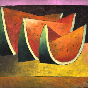Code: 1507 Title: Size: 15 x 29 in Medium: Oil on Canvas