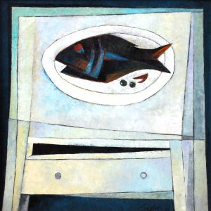 Code: 1959 Title: Size: 20 x 19.5 in Medium: Oil on Canvas