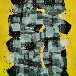 Code: 22596 Title: Size: 40 x 20 Medium: Mixed Media on Paper Year: 2018