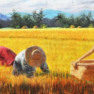 """#17583 """"Masaganang Ani"""" 